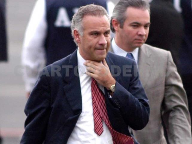 Vinculan a proceso al abogado Juan Collado