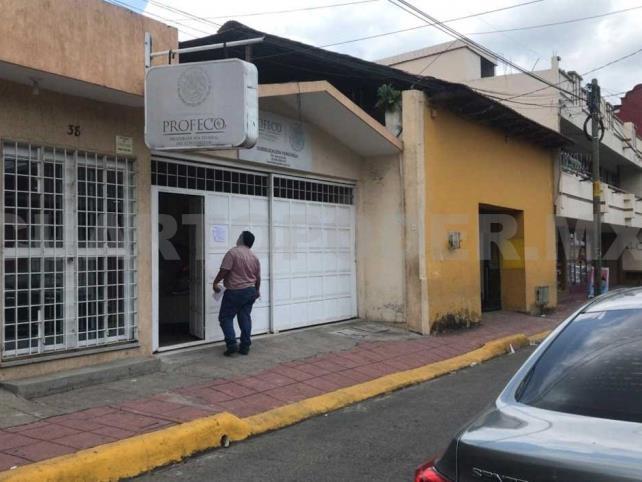 Cierran oficinas de Profeco en Tapachula