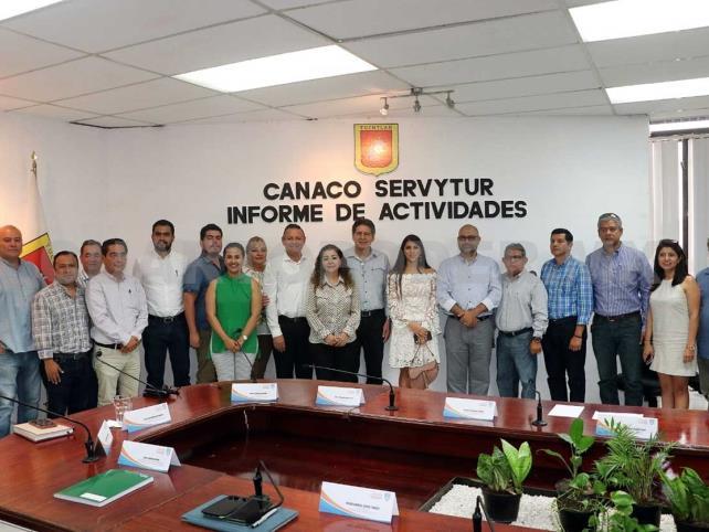 Gobierno y Canaco trabajan por el impulso de la capital