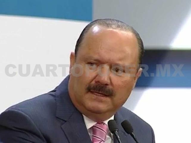 Ordenan arresto de César Duarte