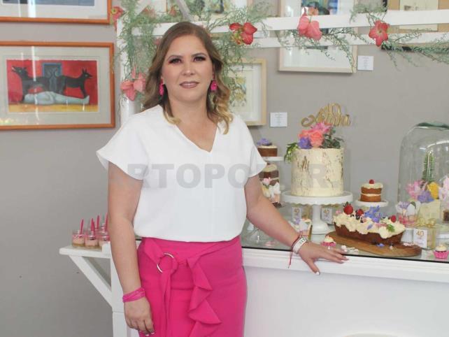 Anahí celebra sus 40 años