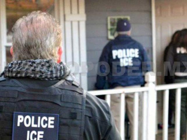 Detienen a 20 mexicanos en redadas antimigrantes