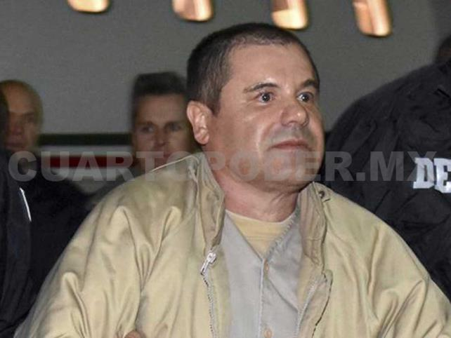 "Condenan al ""Chapo"" a cadena perpetua"
