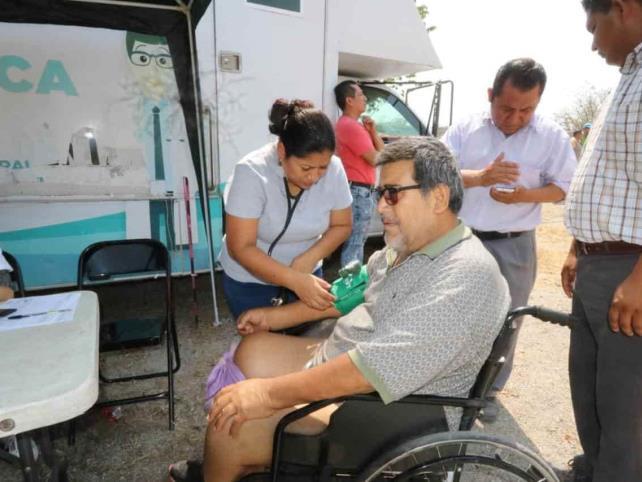 Continúan campañaspermanentes de salud