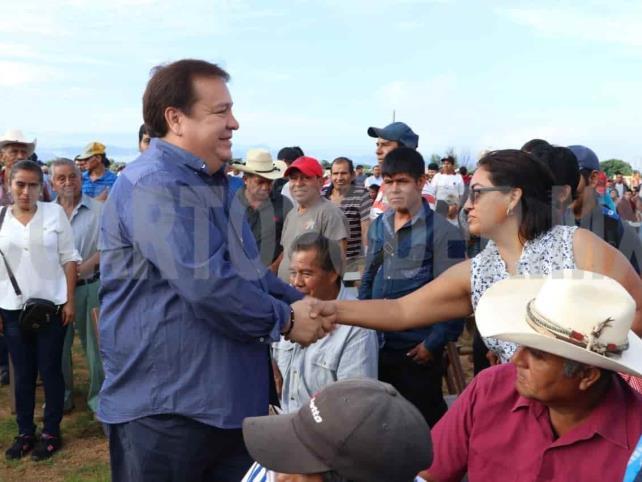 Mariano Rosales buscareactivar el campo