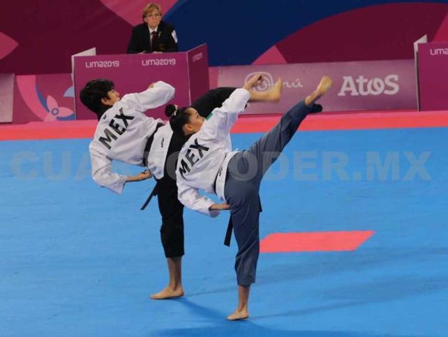 Otra medalla de oro en Panamericanos