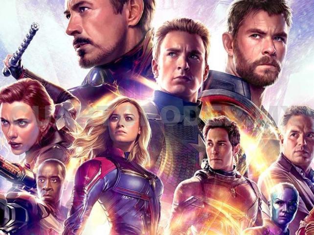Revelan escena inédita de la cinta Avengers