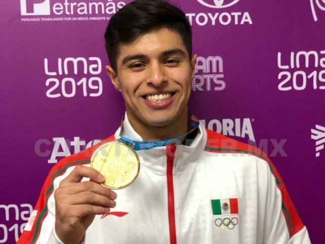 México obtiene decimocuarto oro en Gimnasia Artística