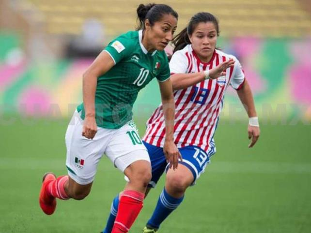 Tri femenil de Futbol pierde ante Paraguay