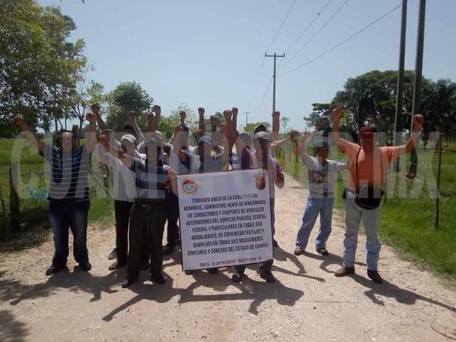 Demandan penalmente a bloqueadores de pozo