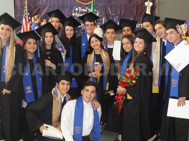 Dijeron adiós a la secundaria