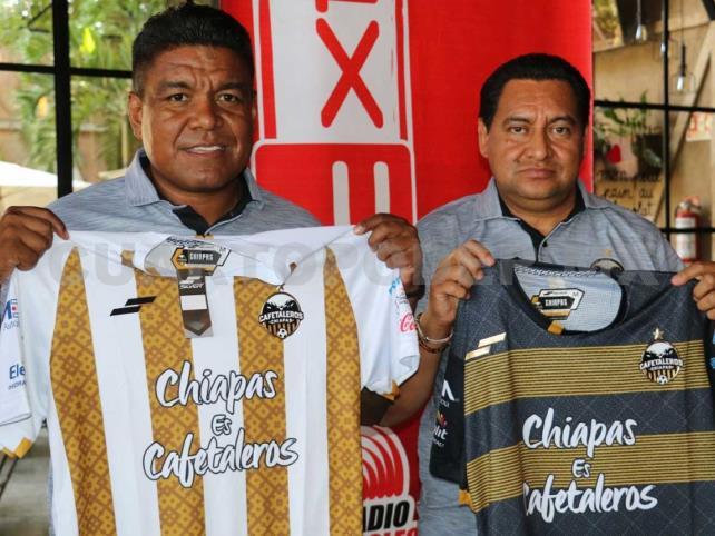 Melvin llega a Tapachula con la tarea de ascender