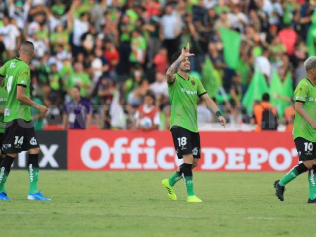 Juárez consiguió su primera victoria
