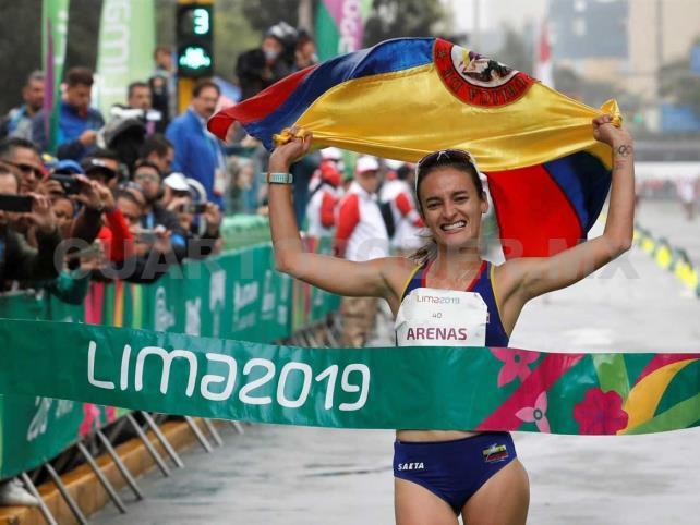 Destrozan marca de Lupita González en 20 km marcha