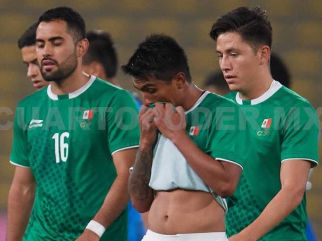 México queda fuera de la final de futbol