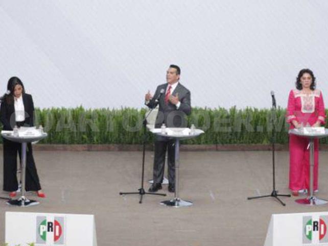 Plantea Alejandro Moreno un PRI asertivo y sensible