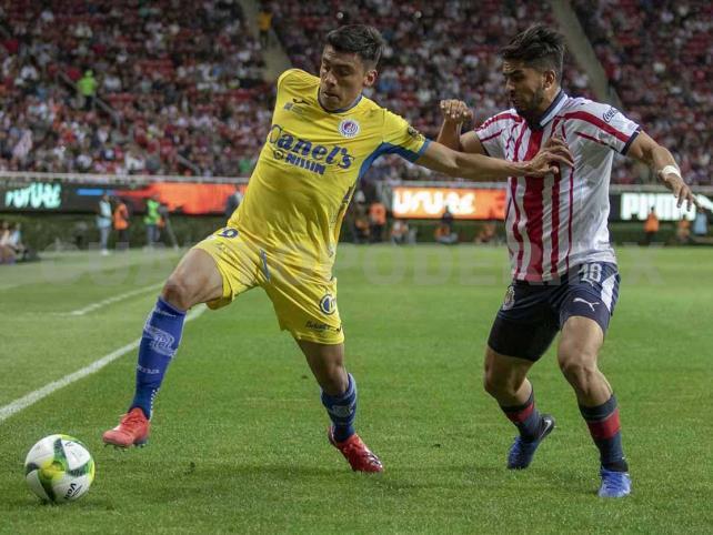 Chivas se mide con el recién ascendido San Luis
