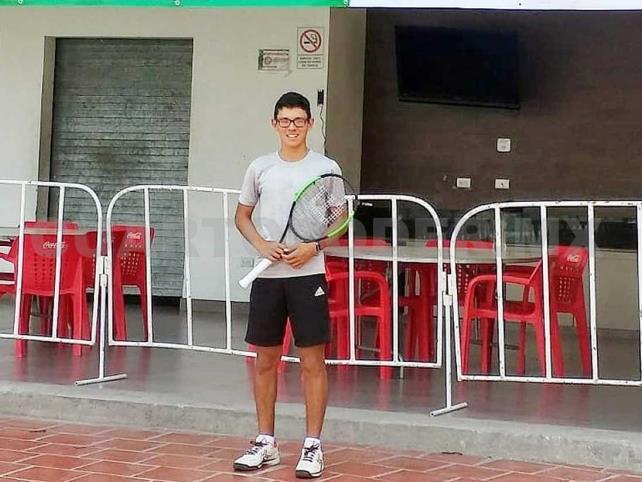 Alexander Penagos participará en Monterrey
