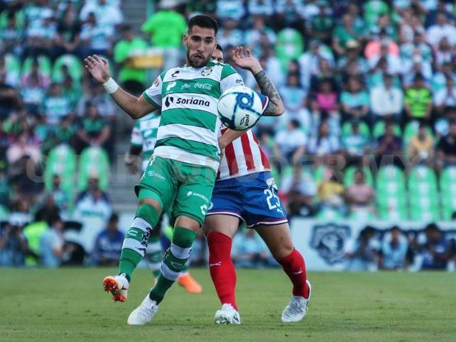 Santos con la meta de seguir invicto ante Puebla