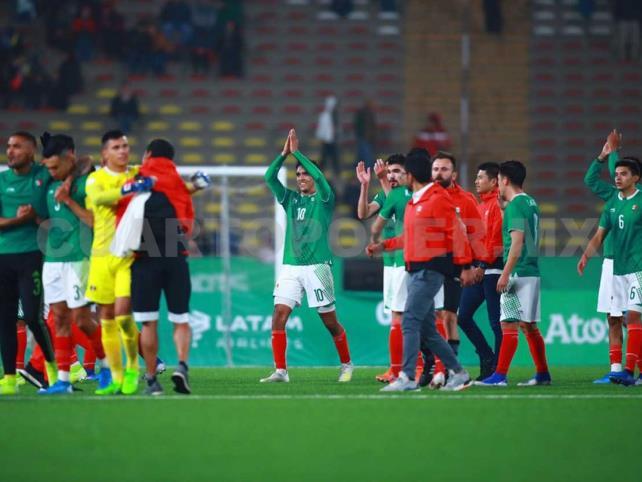 México se queda con el bronce en futbol