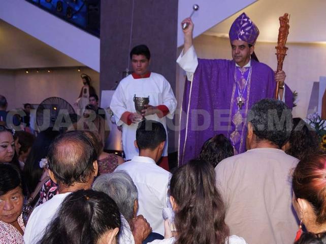 No acostumbrarse a la violencia, pide obispo