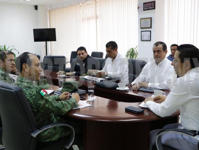 FGE y Guardia Nacional combaten abigeato: Llaven