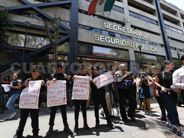 Mujeres exigen seguridad y justicia en CDMX