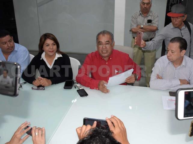Sin acercamiento para alianza entre PRI y Morena