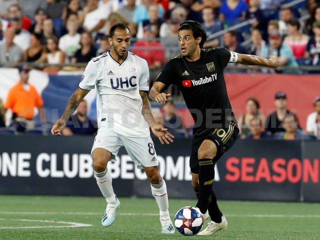 Carlos Vela, el mexicano con más goles en la MLS