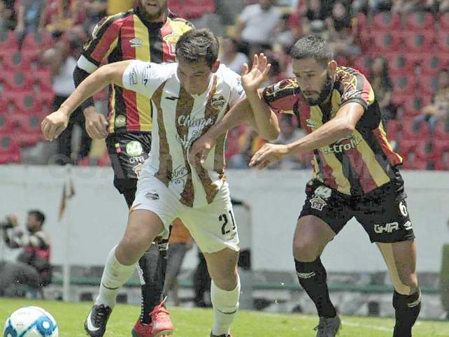 Cafetaleros se impone, gana 1-0 a Leones Negros