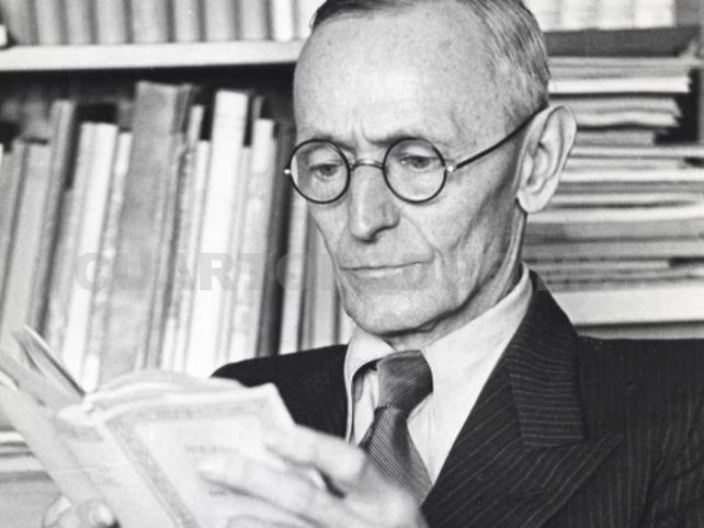 Herman Hesse en su faceta de pintor
