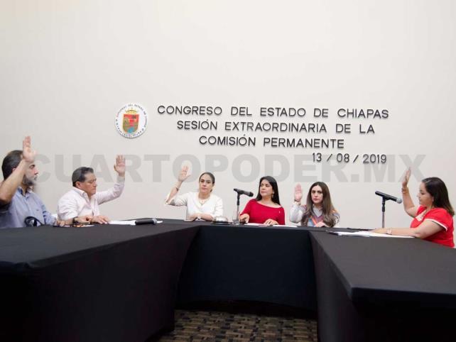 Comisión Permanente niega ratificación a magistrados