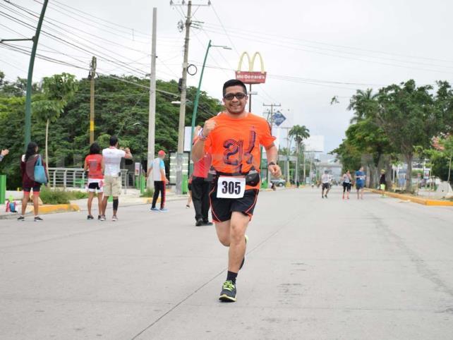 Medio Maratón Chiapas se corre el 22 de septiembre