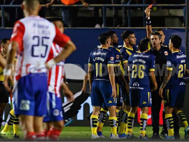 San Luis empata contra Morelia