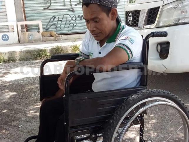 """""""Beli"""" padece polio y necesita apoyo"""