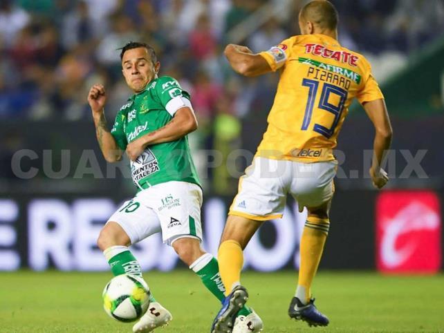 En la J8, duelo de candidatos al título entre León y Tigres