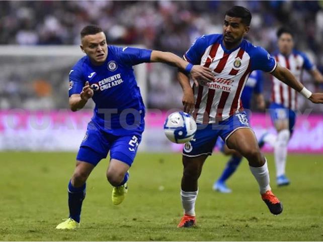 Insípido empate entre Cruz Azul y Chivas