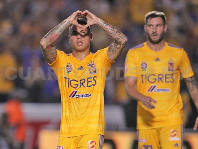 Tigres y León empatan 1-1 en El Volcán