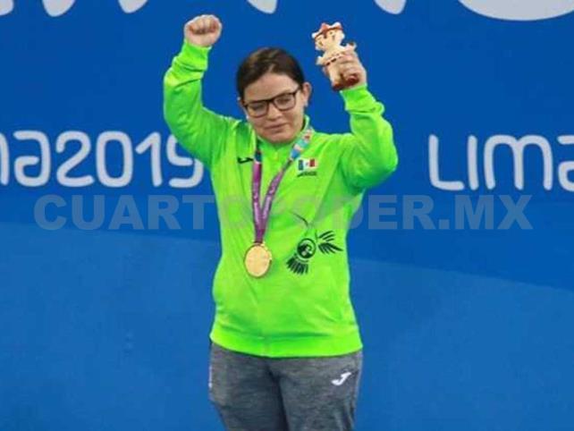 Somellera gana su sexto oro en Lima