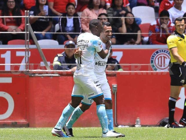 Querétaro y Puebla empatan en la J8