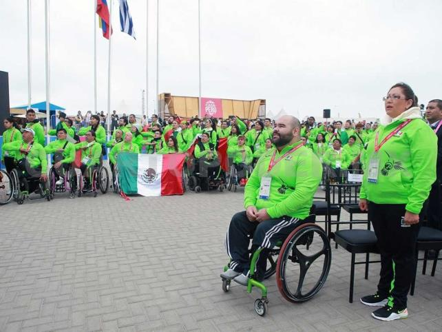 México rompe marca de oros obtenidos en JP