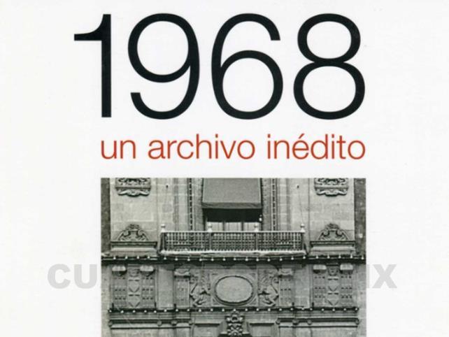1968, un archivo inédito, un viaje fotográfico