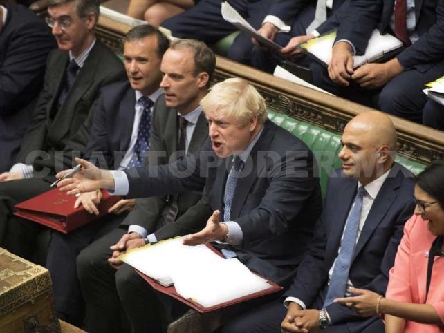 Caos eterno que encamina a Reino Unido a elecciones