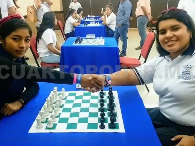 Un éxito el estatal de Ajedrez en evento estudiantil