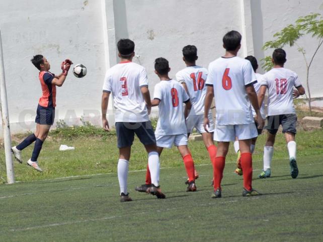 Celebran Encuentro Deportivo en Tuxtla