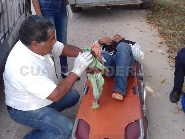 Rayo cae en vivienda y mata a una mujer