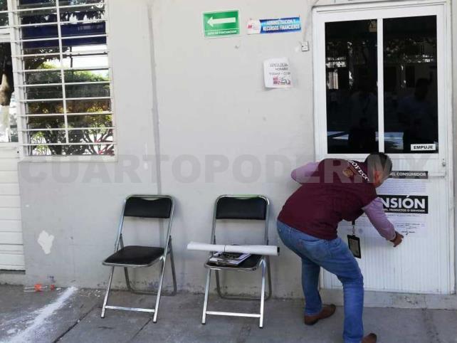 "Denuncian a Instituto Hispano ""Jaime Sabines"""