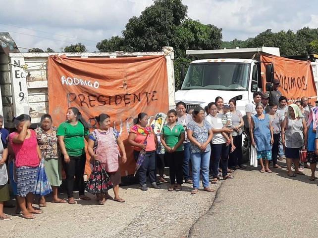 Niegan Copladem a pobladores de Acala