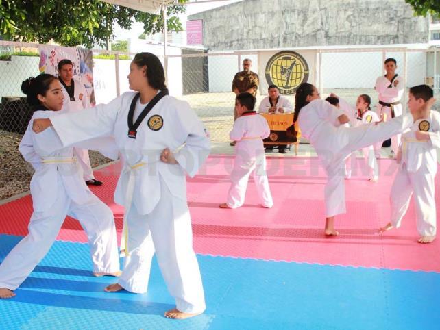 Instituto Victoria abre sus puertas al Tae Kwon Do