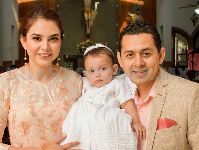 Rodrigo fue bautizado
